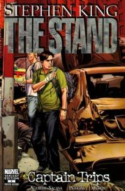 The Stand Captain Trips #5 Perkings Retail Variant (2008) Stephen King Marvel comic book